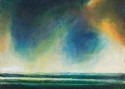 Mer nuageuse