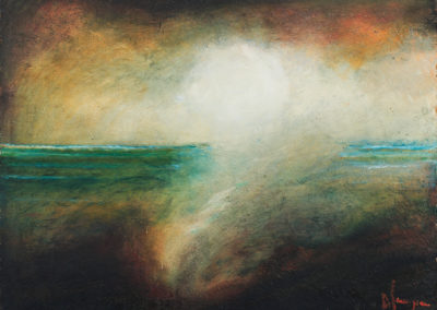 Nébuleuse sur Mer