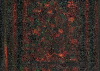 Composition Orange Vert