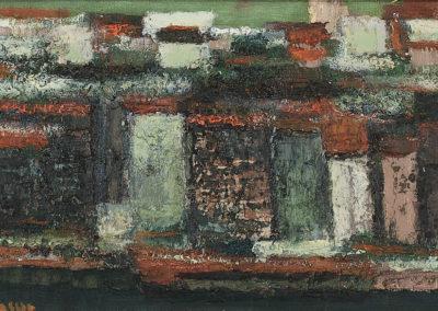 Groupe de maisons